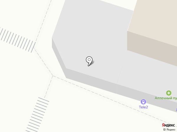 Super-узбечка на карте Барнаула