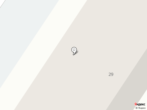 АНТАНТА на карте Барнаула