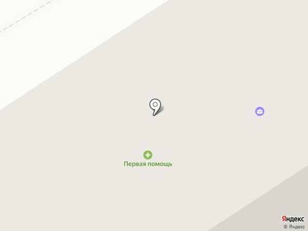 Новинка на карте Барнаула