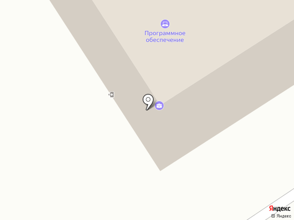 Алекан на карте Барнаула