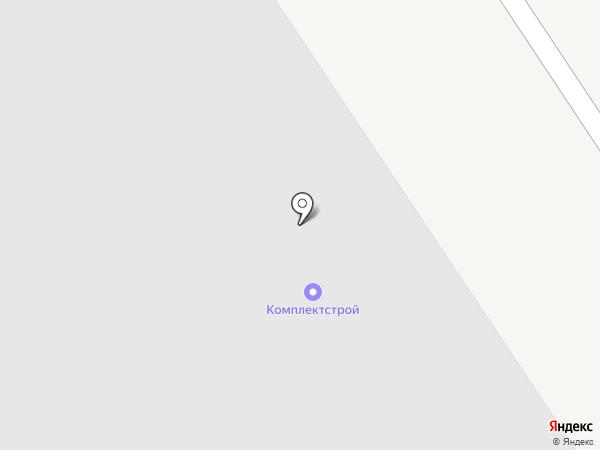 Моя улица на карте Барнаула