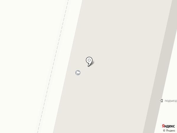 Местное отделение Союза пенсионеров России по Железнодорожному району г. Барнаула на карте Барнаула