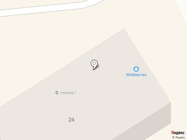 СтаМит на карте Барнаула