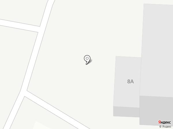 Пицца-ГРАНД на карте Барнаула