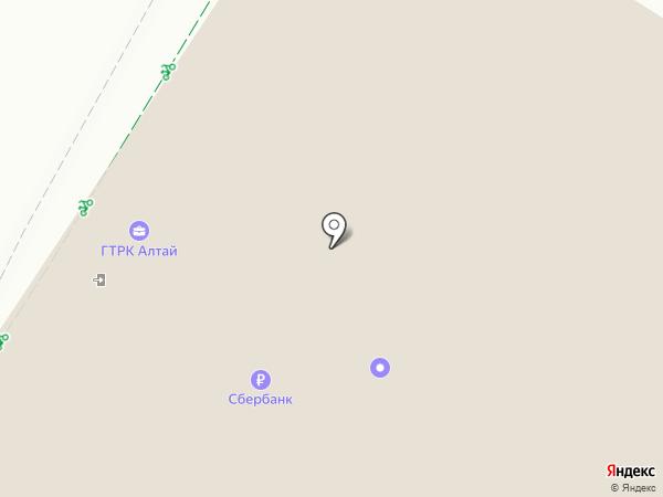 РТВ-Алтай на карте Барнаула