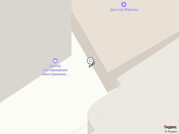 Квартирный Вопрос на карте Барнаула