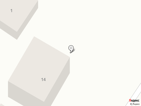 Ремонтная мастерская на карте Барнаула