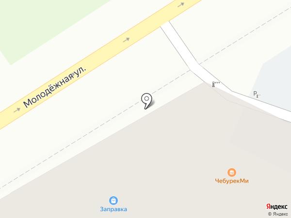 Мастер Шеф на карте Барнаула
