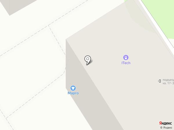 iTech на карте Барнаула
