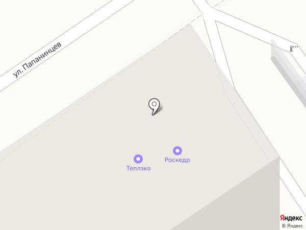 ALEXIS на карте Барнаула