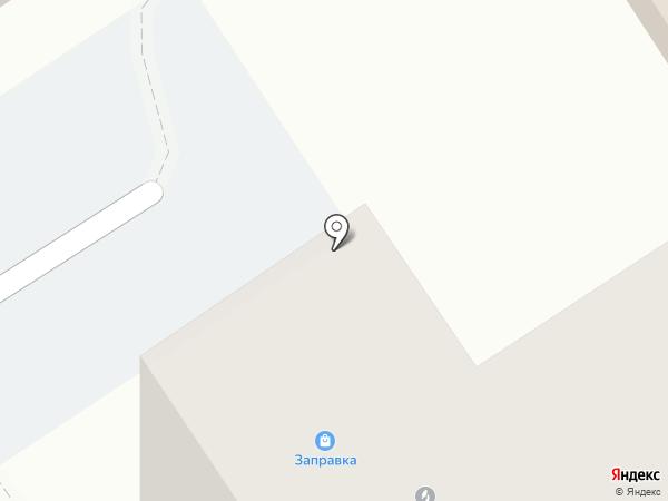 HotDogg`s на карте Барнаула