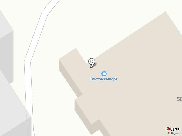 Эльдорадо на карте Барнаула