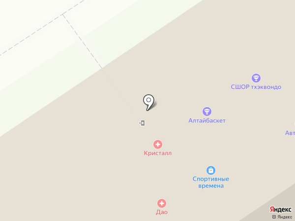 Жемчужина на карте Барнаула
