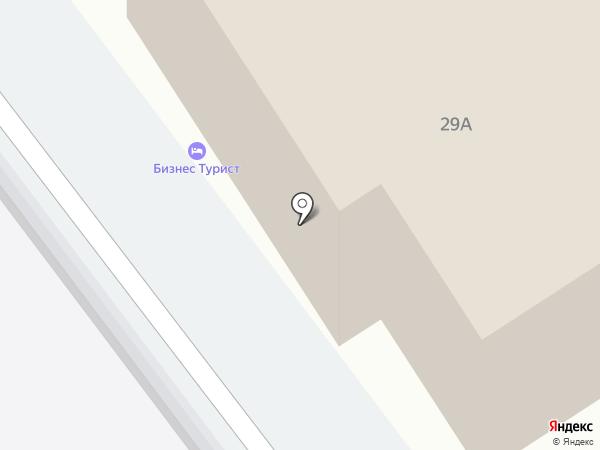 Форум на карте Барнаула