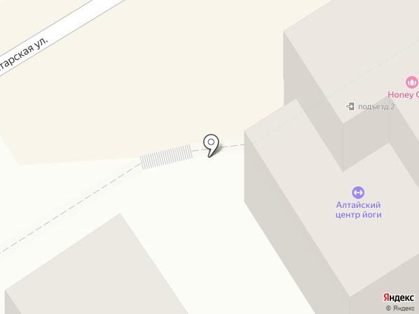 Profi Tuch на карте Барнаула