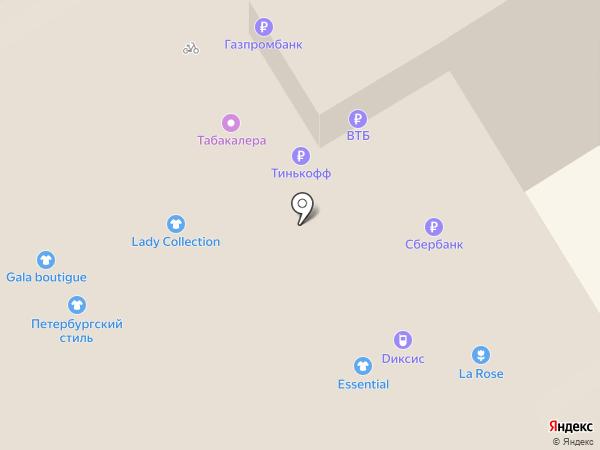InPost на карте Барнаула