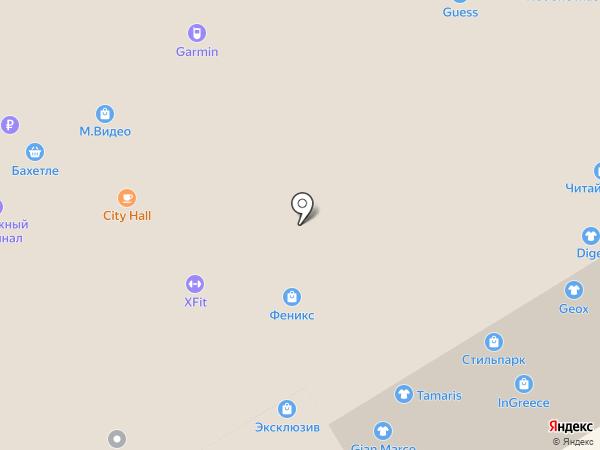 АМАТО на карте Барнаула