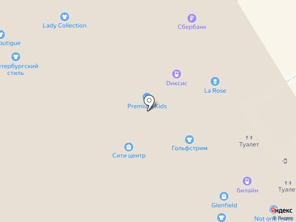 Vivi на карте Барнаула