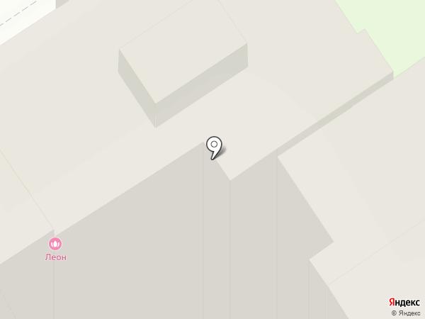 Институт Аналитических Исследований на карте Барнаула