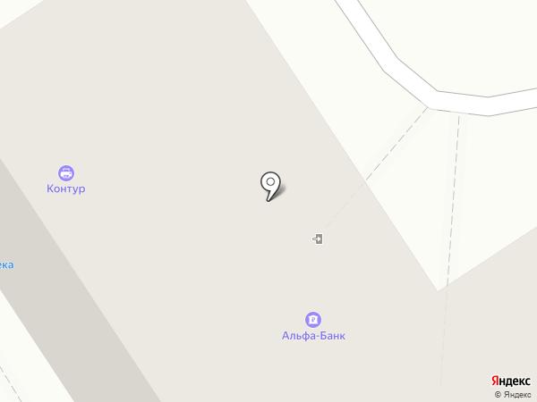 Иллюзоroom на карте Барнаула