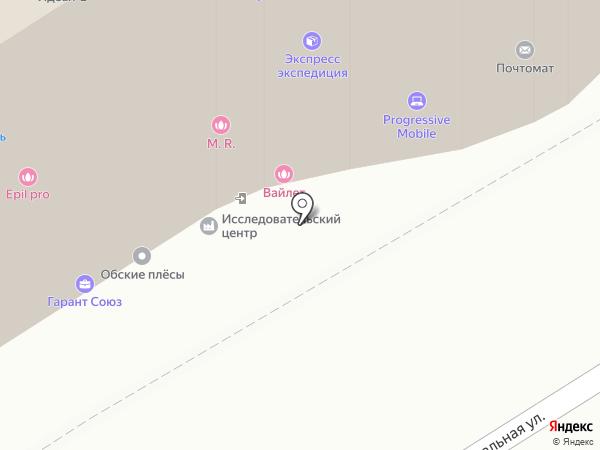 Feel in coffee на карте Барнаула
