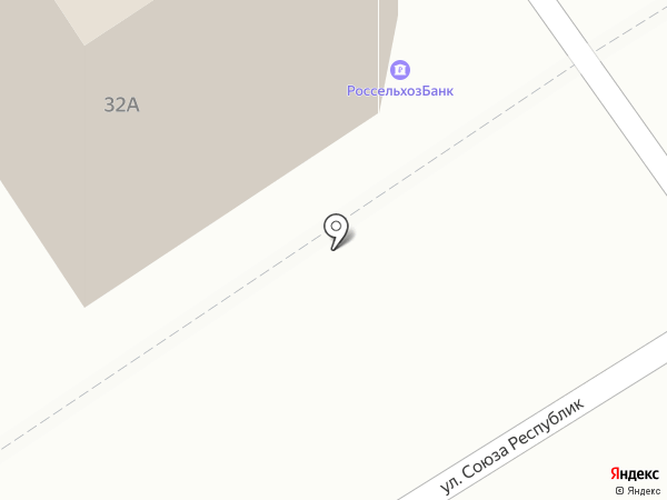 Никитка на карте Барнаула