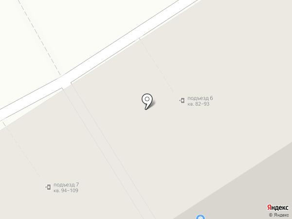 Золотник на карте Барнаула