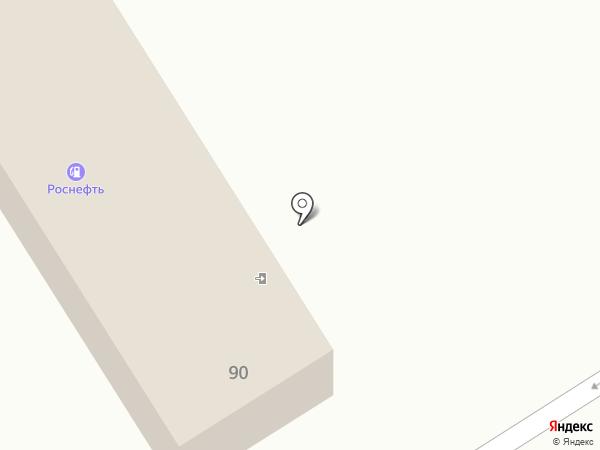 Amigo на карте Барнаула