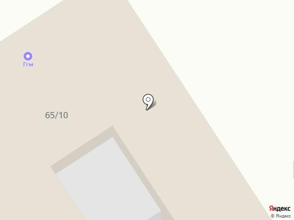 Бухгалтерская фирма на карте Барнаула