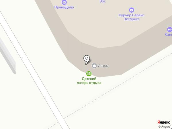 Laco на карте Барнаула