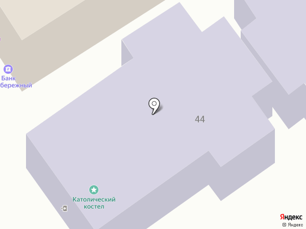 Sweeter на карте Барнаула