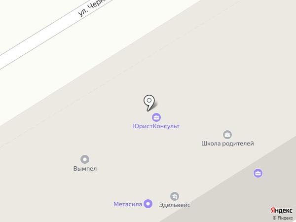 Алгоритм на карте Барнаула