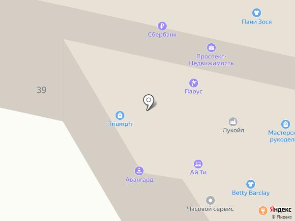 АйДи Инжиринг на карте Барнаула