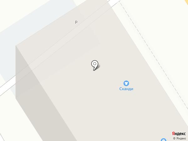 Гармония на карте Барнаула