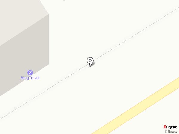 Добрый мастер на карте Барнаула