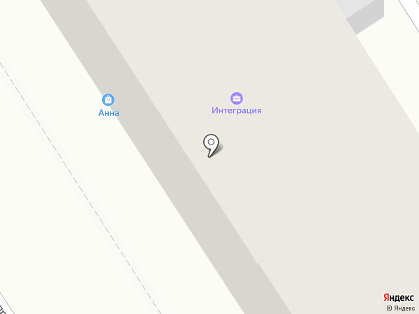 IT-компания на карте Барнаула
