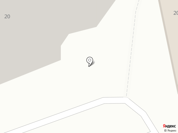 Стройком на карте Барнаула