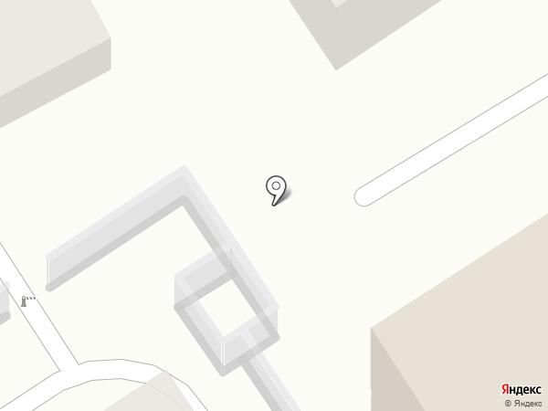 Айвишот на карте Барнаула