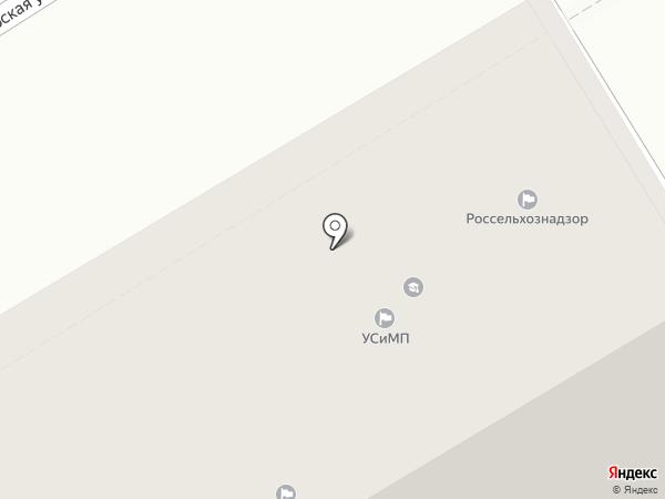 Росгосстрах банк, ПАО на карте Барнаула