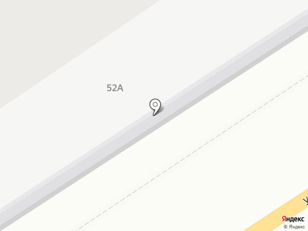 Скайвокер на карте Барнаула