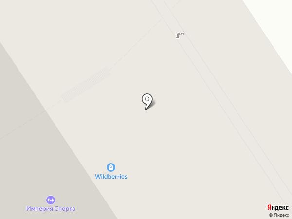 KOZA на карте Барнаула