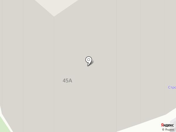 Селф на карте Барнаула