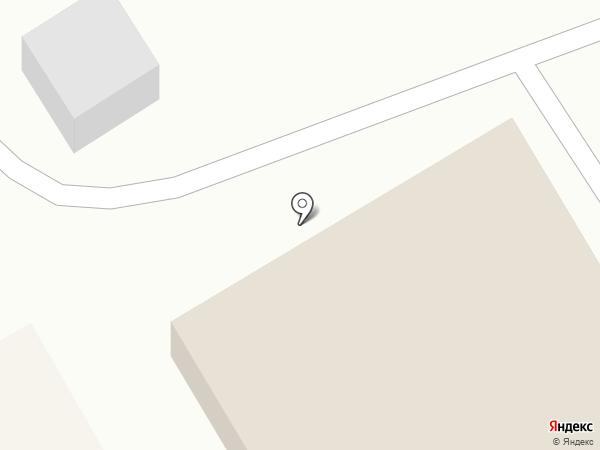 Магазин верхней одежды на карте Барнаула