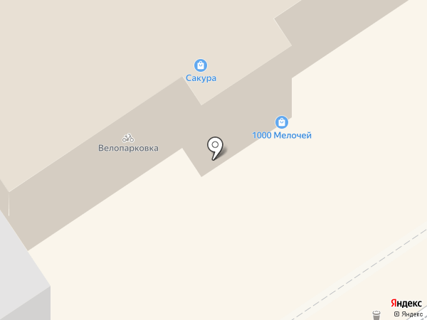 Mobile EX на карте Барнаула