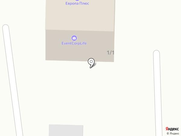 НАШЕ Радио в Барнауле, FM 106.4 на карте Барнаула