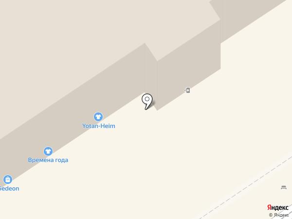 Твоя Лавка на карте Барнаула