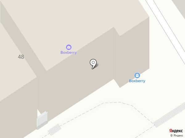 Сибирский институт государственного и муниципального управления, АНО на карте Барнаула