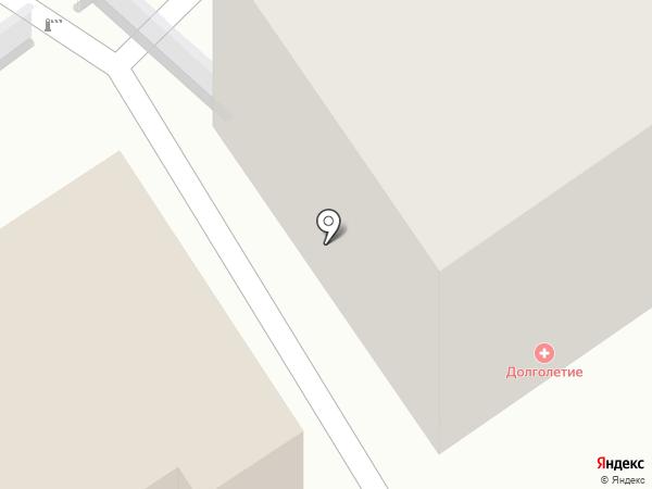 ПринтКопи-сервис-центр на карте Барнаула