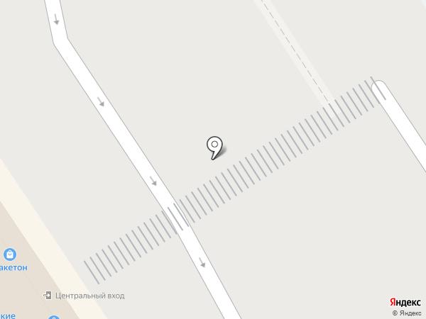 Ключ-сервис на карте Барнаула
