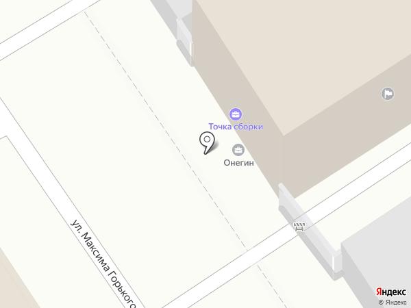 СтройГарант на карте Барнаула